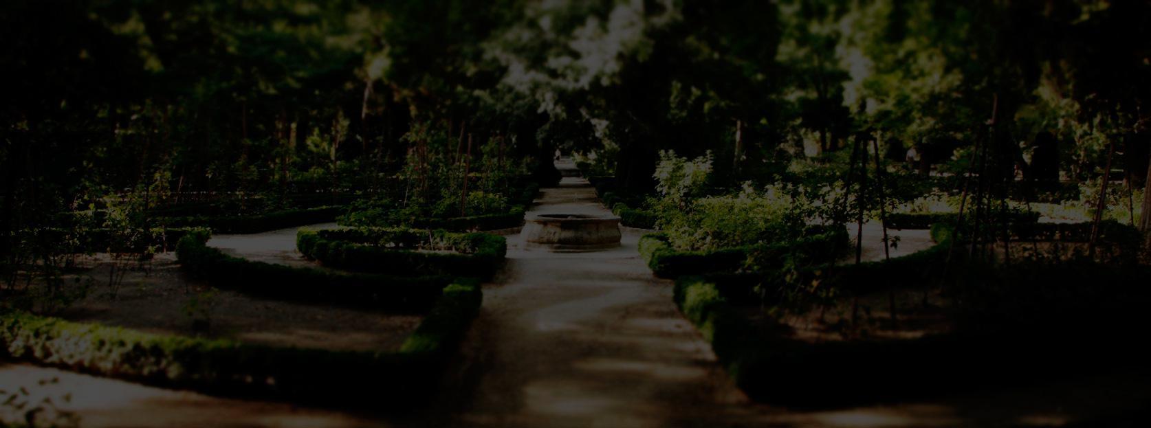 Садовый лабиринт | Ландшафтный дизайн