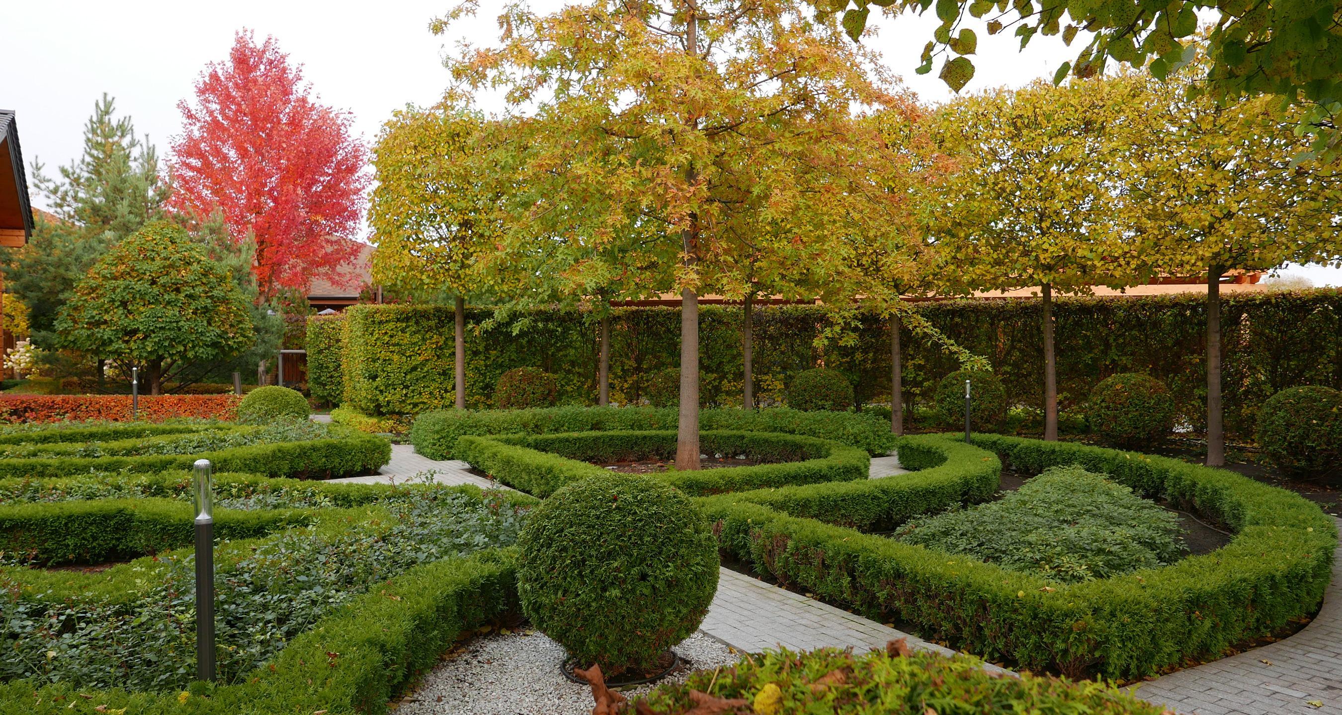 Проектируем<br>авторские сады<br>и парки